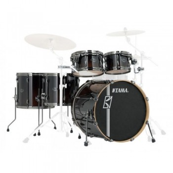SUPERSTAR HD MAPLE 5PC CLASSIC CHERRY WINE TAMA