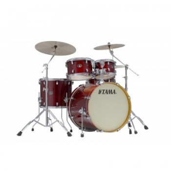 SUPERSTAR HD MAPLE 5PC SATIN ARCTIC PEARL TAMA