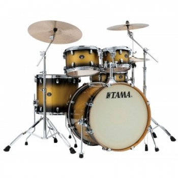 SILVERSTAR CUSTOM STAGE 22 LIGHT BLUE LACQUER TAMA