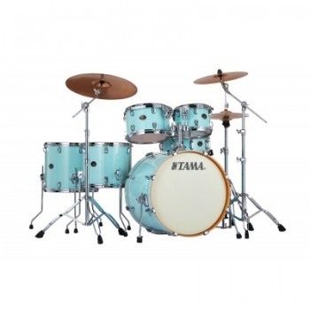 SILVERSTAR CUSTOM 6PC JET BLUE BURST TAMA