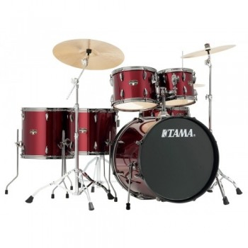 IMPERIALSTAR 6PC BLACKED OUT BLACK TAMA