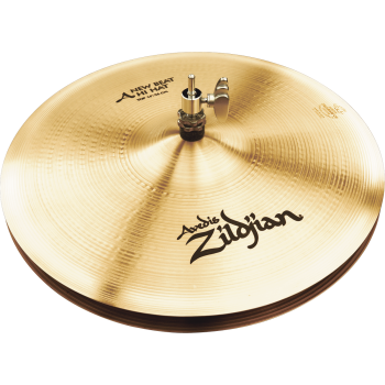 "AVEDIS 14"" NEW BEAT HI HAT ZILDJIAN"
