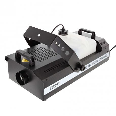 FOGBURST 3000 DMX MK2  POWER LIGHTING
