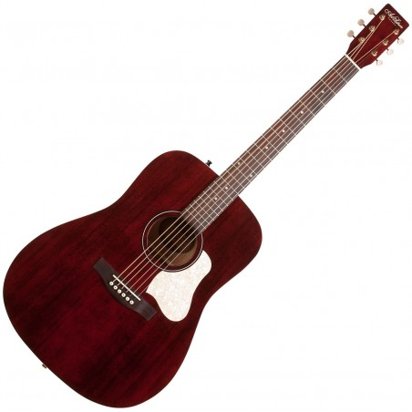 AMERICANA DREADNOUGHT TENNESSEE RED ART & LUTHERIE