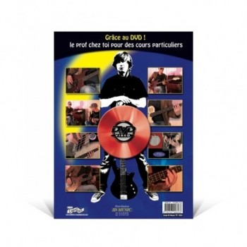 TON PROF DE BASSE SUR DVD