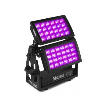Projecteur à leds 48 LEDs 15 W RGBWA 5en1