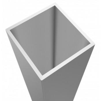 Pieds carrés Leg 80 cm (x4)