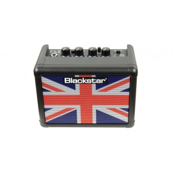 FLY 3 UNION JACK NOIR BLACKSTAR