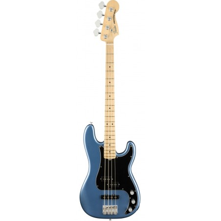 AMERICAN PERFORMER PRECISION BASS MN SATIN LAKE PLACID BLUE FENDER