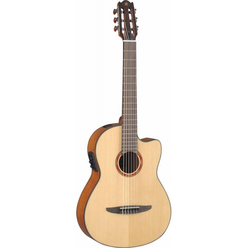 achat guitare acoustique nylon electro yamaha ncx700 a. Black Bedroom Furniture Sets. Home Design Ideas