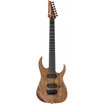 RGIR9FME-FDF IRON LABEL FLAMED MAPLE IBANEZ