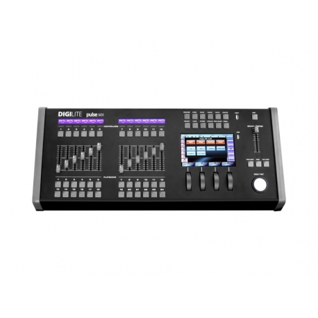 CONSOLE PULSE MX 3072 CTS ÉCRAN TACTILE DIGILITE