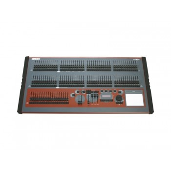 CONSOLE MAXIM XL 2 X 48 FADERS + 18 SUBMASTERS LSC