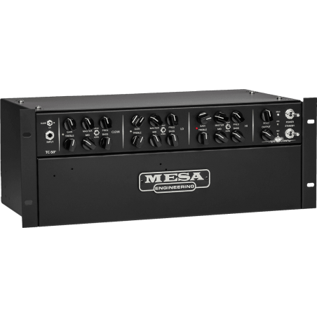 TRIPLE CROWN RACK 50W MESA BOOGIE