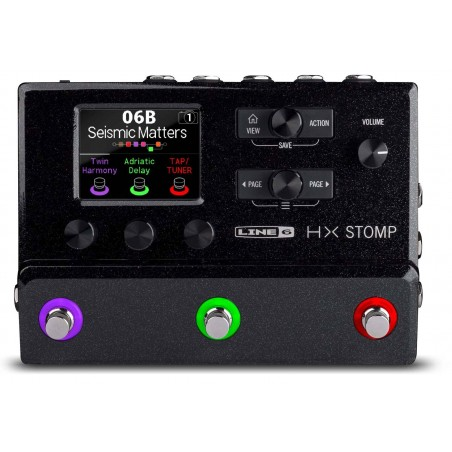 HX-STOMP LINE 6