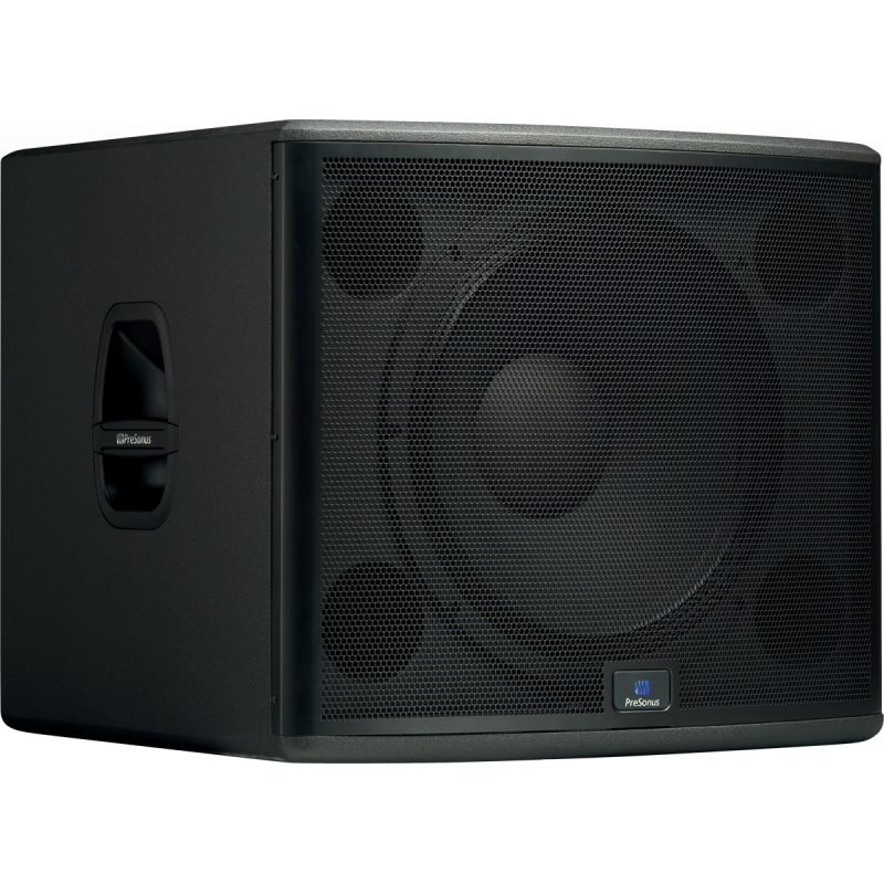 achat caisson de basses sub de sonorisation studiolive 18 sai presonus a poitiers. Black Bedroom Furniture Sets. Home Design Ideas
