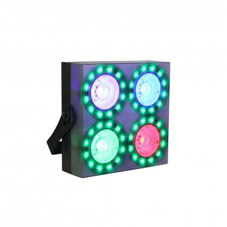 BLINDER 4x30W COB RING POWER LIGHTING