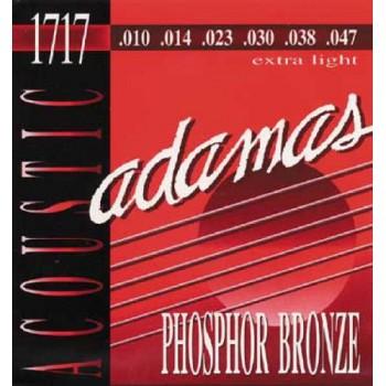 JEU DE CORDES DE GUITARE ACOUSTIQUE ADAMAS 1717
