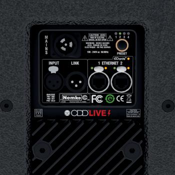 CDD-LIVE15 MARTIN AUDIO