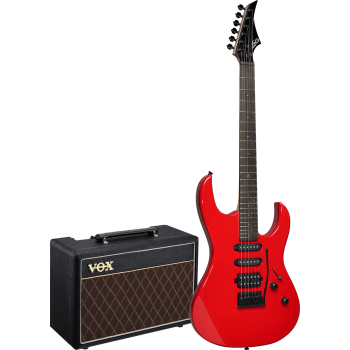 PACK GUITARE LAG ARKANE A66M-DRD