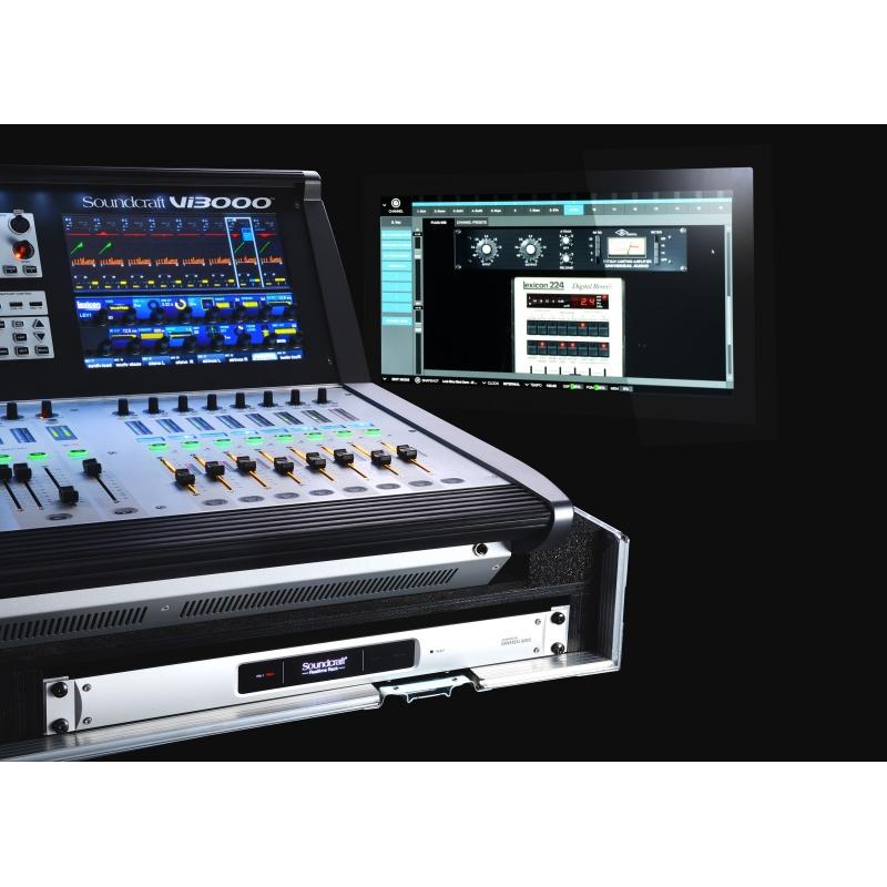 Achat console de mixage num rique pour concerts salles de spectacle soundcraft vi3000 nouveau - Console de mixage numerique ...