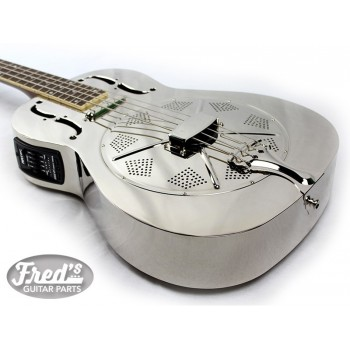 RESONATOR BASS CHROME DAN...