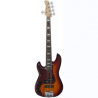 P7 ALDER-5 LEFT TOBACCO SUNBURST 2ND GEN MARCUS MILLER
