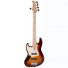 P7 SWAMP ASH-5 LEFT TOBACCO SUNBURST 2ND GEN MARCUS MILLER