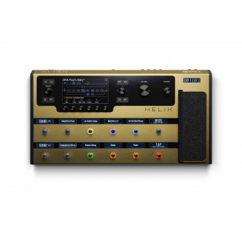 HELIX GOLD LIMITED EDITION LINE 6