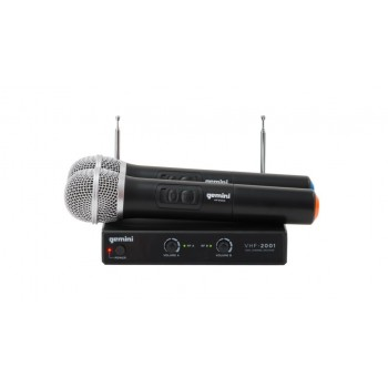 VHF-02M GEMINI