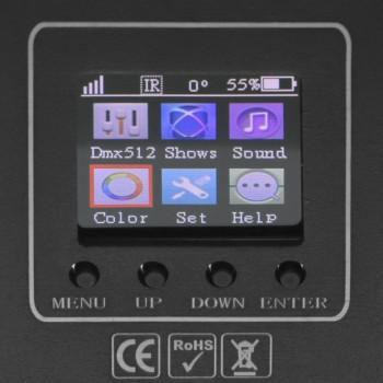 EZ-BOX 4X15W BOOMTONE DJ