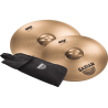 "B8X 16""/18"" PACK THIN BALLISTIC CRASH SABIAN"