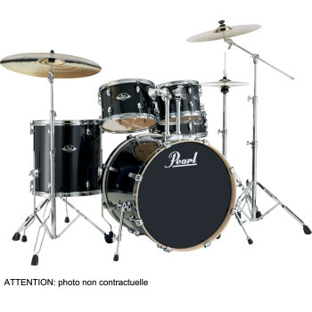 "EXPORT LACQUER FUSION 20"" BLACK SMOKE PEARL"