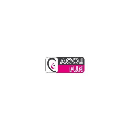 CASQUE ACOUFUN EARFUN KIDS VERT