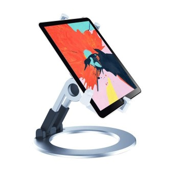 "Support de table universel pour tablette 7.9-10.5"", fonction antivol"