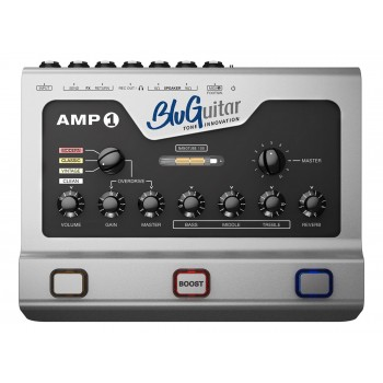 AMP1 IRIDIUM EDITION NR BLUGUITAR
