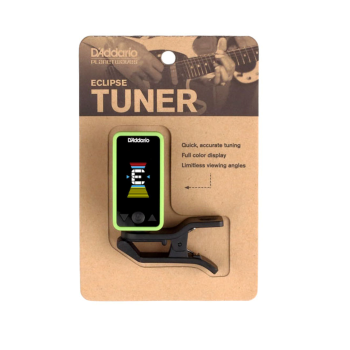 ECLIPSE TUNER GREEN D'ADDARIO