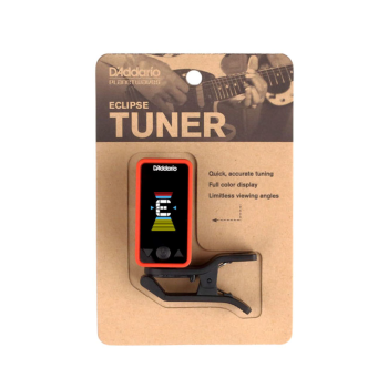 ECLIPSE TUNER RED D'ADDARIO