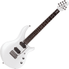 JOHN PETRUCCI MAJESTY PEARL WHITE STERLING BY MUSIC MAN