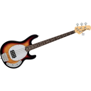 STINGRAY24 3-TON SUNBURST STOCK-B STERLING BY MUSIC MAN