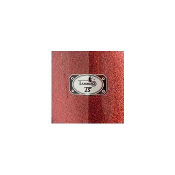 "T5 20"" RED SPARKLE TAMBURO"