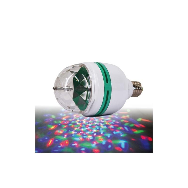 achat ampoule led disco e27 disco bulb id al cadeau de no l. Black Bedroom Furniture Sets. Home Design Ideas