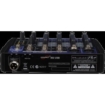 CONNECT802-USB-BK WHARFEDALE
