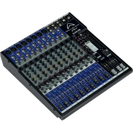 achat console de mixage wharfedale sl 824 usb a poitiers. Black Bedroom Furniture Sets. Home Design Ideas
