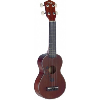 UKULELE  STAGG US20 FLOWER