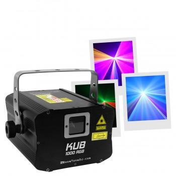 KUB 1000 RGB BOOMTONE DJ