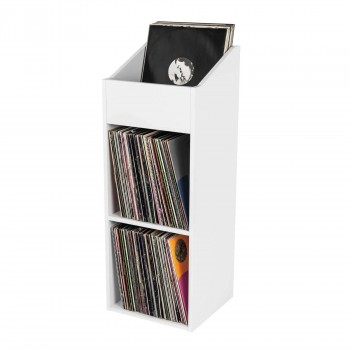 RECORD BOX 330 WHITE...