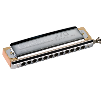 Harmonica chromatique super chromonica